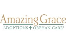 Logo for Amazing Grace Adoptions & Orphan Care