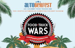 Autoberfest: Food Truck Wars!