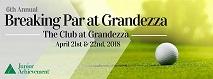 JA Breaking Par at Grandezza Gala & Golf Tournament
