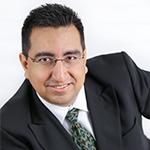 Javier Fuller, Vice President of Web Development at CONRIC pr + marketing