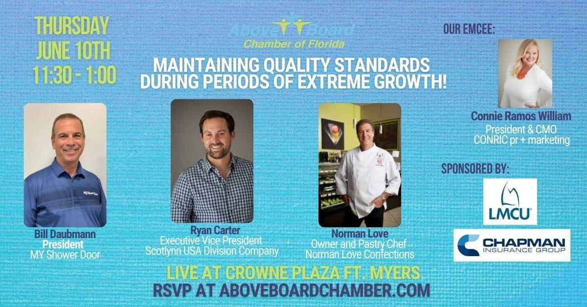 Fort Myers: Maintaining Quality Standards During Periods of Extreme Growth