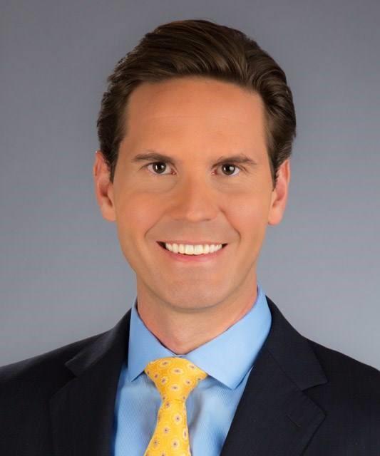 Peter Busch, NBC2 Evening News Anchor at Watermen Broadcasting WBBH-TV