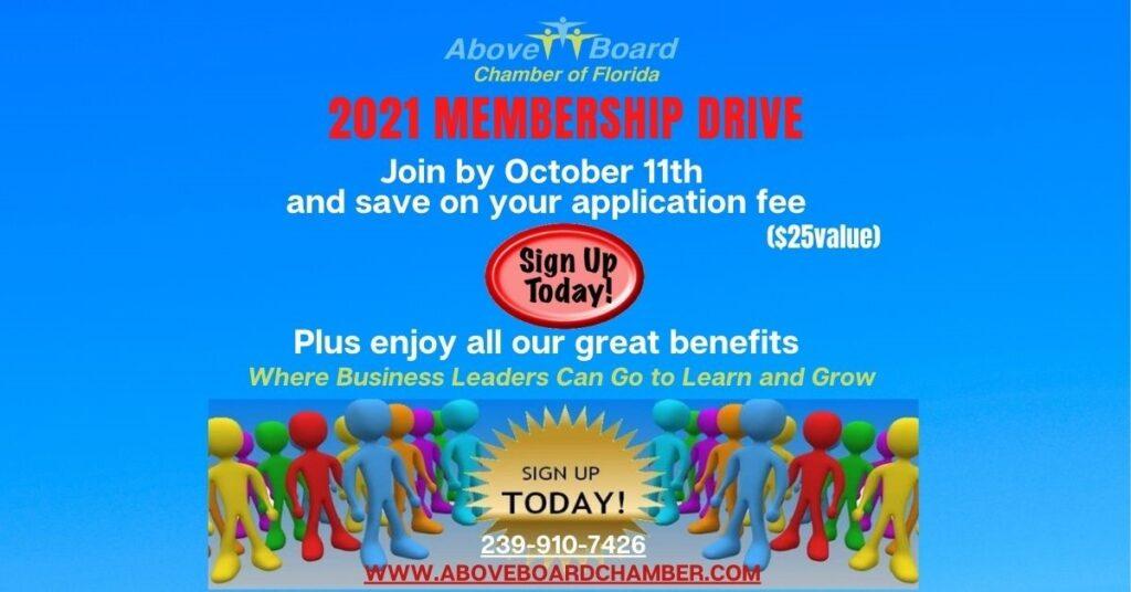 Membership Drive 2021
