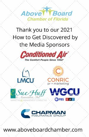 How to Get Discovered by the Media Lee County Sponsors